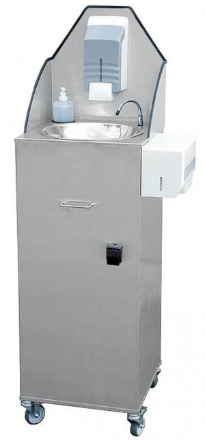 Mobiles Handwaschbecken II