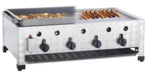 Gas-Kombi-Tischbräter 4