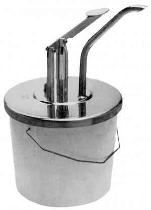 Dispenser für 5-Liter-Eimer