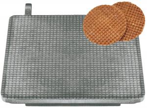Stroopwaffel Backplattensatz