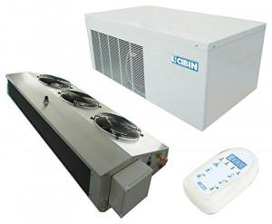 Split - Aggregat für Kühlzelle