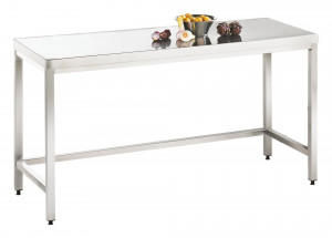 Arbeitstisch ohne Grundboden - 500 mm x 700 mm x 850 mm