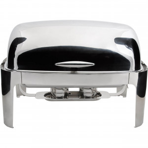 Roll-Top Chafing Dish DELUXE, GN 1/1