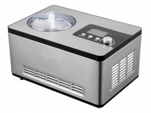 Eismaschine, 284x424x262 mm, 2 Liter, 180 W, 230 V, 50 Hz,