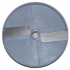Streifenscheibe 8 x 8 mm