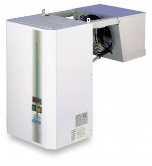 Huckepack-Tiefkühlaggregat für Tiefkühlzelle