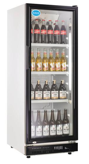 Kühlschrank mit Glastür, 230 Liter