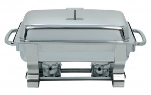 "Chafing Dish ""Glory"", 1/1 GN, 670x350x345mm"