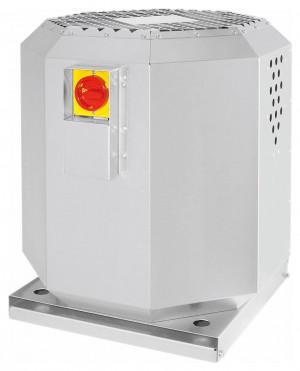 Dach-Abluftbox, 3600 m²/h, 694 cm x 602 cm x 632 cm, 230 V, 50 Hz, 540 W