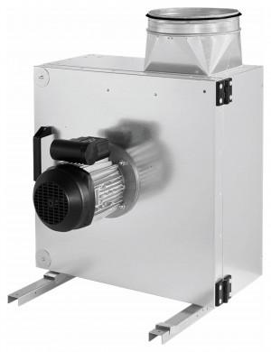 Abluftbox, 9500 m³/h, 890 cm x 890 cm x 440 cm, 230 V, 50 Hz, 2100 W