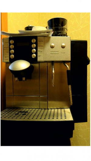 Kaffeevollautomat Franke Flair