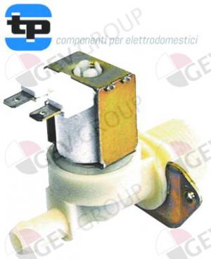 Magnetventil 1-fach gerade 230V