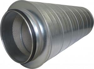 Rohrschalldämpfer, 250 mm