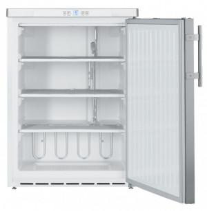 Gewerbetiefkühlschrank mit statischer Kühlung