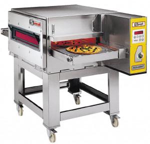 Durchlauf-Pizzaofen GAS