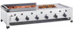 Gas-Kombi-Tischbräter 6