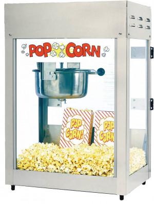 Popcornmaschine Titan
