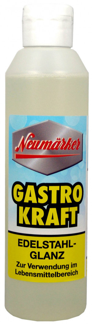 GASTRO KRAFT Edelstahl-Glanz