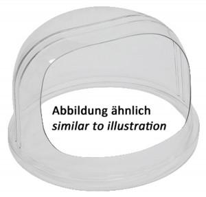 Acrylglashaube