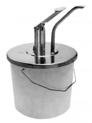 Dispenser für 10-Liter-Eimer