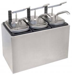 Soßenspender 3x 3 Liter