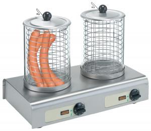 Hot-Dog Doppelgerät