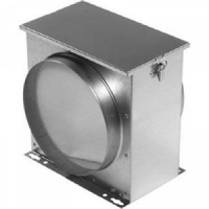 Filterbox für Rohr 315 mm