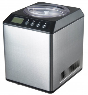 Eismaschine, 272x315x362 mm, 2 Liter, 180 W, 230 V, 50 Hz,