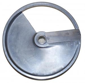 Scheibenschnitt 14 mm