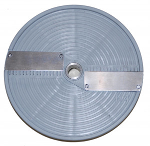 Streifenscheibe 4 x 4 mm