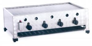 Kombibräter, Gas, Tischgerät, 815 mm x 530 mm x 280 mm