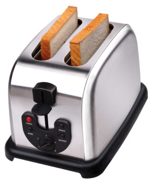 Toaster (2 Toasts), 295 mm x 195 mm x 192 mm,