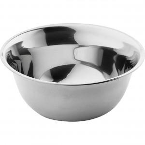 Küchenschüssel, poliert, Ø 360 mm, Höhe 160 mm, 11,5 Liter
