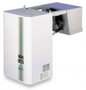 Huckepack-Kühlaggregat für Kühlzelle