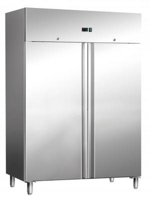 Edelstahlkühlschrank, 1311 Liter, 1480 mm x 830 mm x 2000 mm