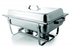 "Chafing Dish ""Royal"", 1/1 GN, 620x355x305mm,"