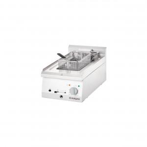 Elektro-Fritteuse als Tischgerät Serie 700 ND - Einzel-Fritteuse, 400 x 700 x 250 mm (BxTxH)