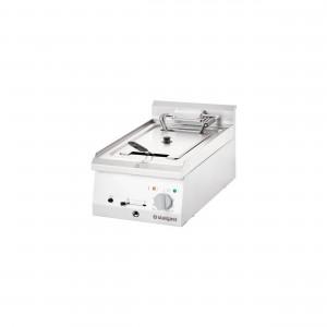 Elektro-Fritteuse als Tischgerät Serie 700 ND - Doppel-Fritteuse, 800 x 700 x 250 mm (BxTxH)