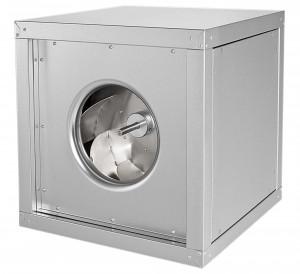 Abluftbox, 2700m³/h, 500x500x500mm, 230 V, 50 Hz, 450 W