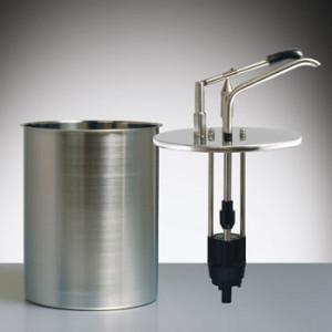 Hebeldosierspender / Mayo-Dispenser 6 Liter