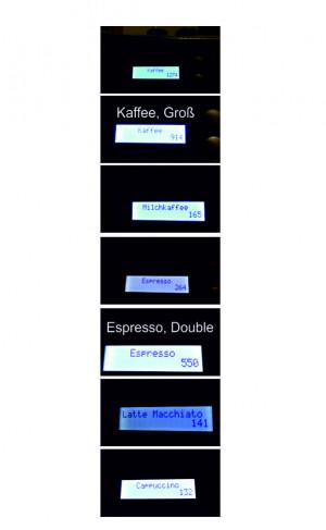 Kaffeevollautomat Franke Flair ***Kundengerät, nicht über den Shop bestellen!!!***