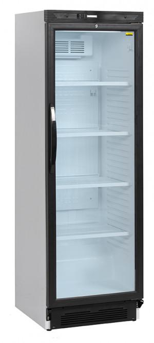 Umluft-Kühlschrank mit Glastür