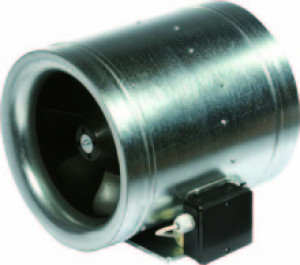 Rohrventilator 1700m³/h, Ø 250mm